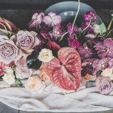 Servizio fiori per eventi foto - Ancient Royal