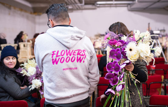 novità nel mondo floreale toscana