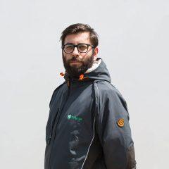 Magazziniere Luca Franchi